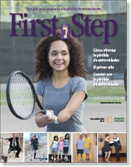 First Step - A Guide for Adapting to Limb Loss (2005 Spanish Edition)
