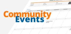 Community Events Portal